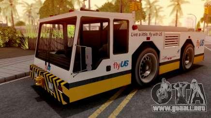 GTA V HVY Ripley v2 para GTA San Andreas