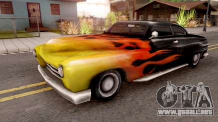 Cuban Hermes from GTA VC para GTA San Andreas