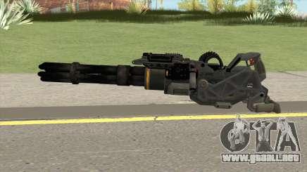 Call Of Duty Black Ops 4: Death Machine V1 para GTA San Andreas