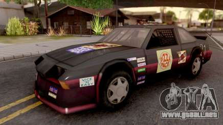 Hotring Racer A from GTA VC para GTA San Andreas