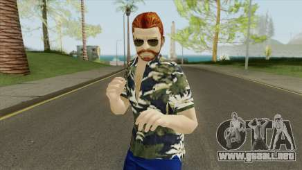 Vercetti Gang Member V2 para GTA San Andreas