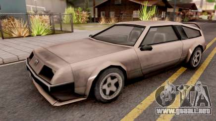 Deluxo from GTA VC para GTA San Andreas
