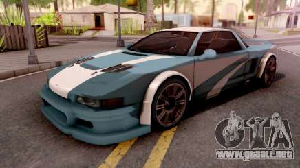 Infernus M3 GTR Most Wanted Edition v2 para GTA San Andreas