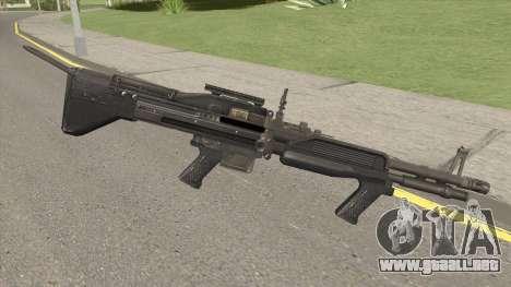 Firearms Source M60E3 para GTA San Andreas