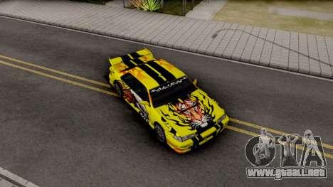 New Paint Job To Sultan para GTA San Andreas