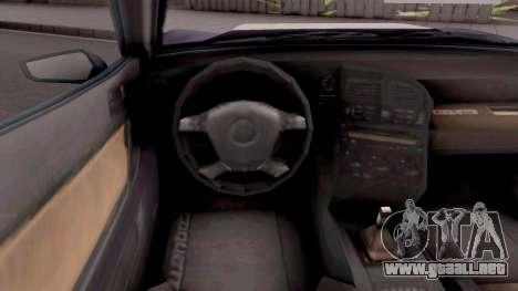 Invetero Coquette GTA 5 para GTA San Andreas