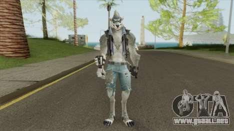 Dire Tier 4 (Fortnite) para GTA San Andreas