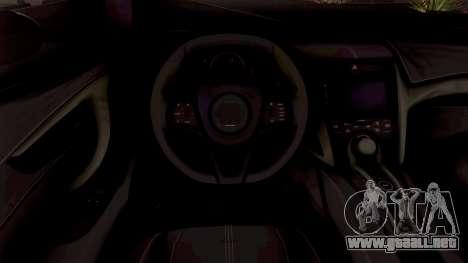 Honda NSX Liberty Walk para GTA San Andreas