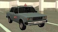 VAZ 2105 Formación para GTA San Andreas