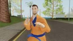 Goku Oufit para GTA San Andreas