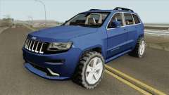Jeep Grand Cherokee SRT 2014 (SA Style)