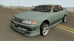 Toyota Mark II High Quality para GTA San Andreas