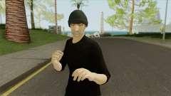 Skin Random 196 V3 (Outfit Security) para GTA San Andreas