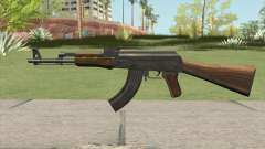Firearms Source AK-47 para GTA San Andreas