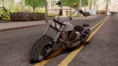 Zombie Metal Claro para GTA San Andreas