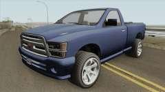 Bravado Thorogood GTA V IVF para GTA San Andreas