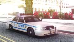 Ford Crown Victoria Classic Police Interceptor para GTA San Andreas