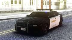 Dodge Charger 2019 Enforcer para GTA San Andreas