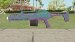Special Carbine MK2 GTA V (Degraded Nostalgia) para GTA San Andreas