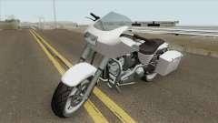 Bagger GTA V para GTA San Andreas