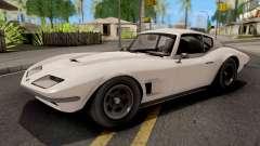 GTA V Invetero Coquette Classic Hardtop Stock