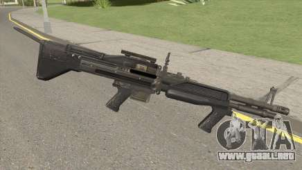 Firearms Source M60E3 para GTA San Andreas