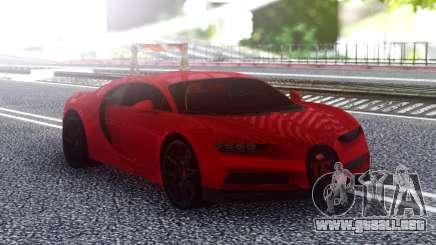 Bugatti Chiron Sport 110 1900HP para GTA San Andreas