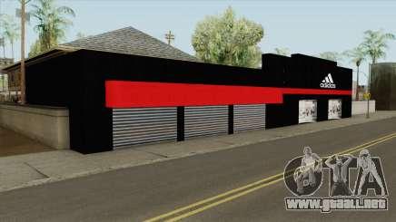 New Textures Groove para GTA San Andreas