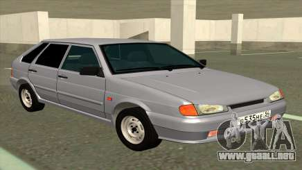 VAZ 2114 Original Hatchback para GTA San Andreas