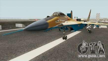 MIG-35 Egypt Air Forces para GTA San Andreas