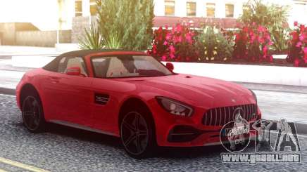 Mercedes-Benz GT-C Roadster para GTA San Andreas