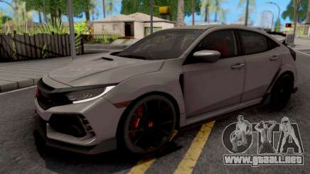 Honda Civic Type-R 2018 HQ para GTA San Andreas