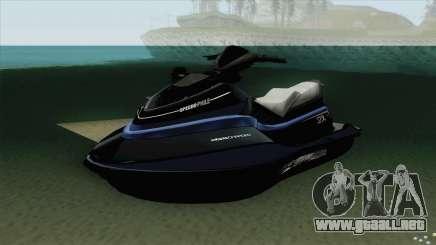 Speedophile Seashark Yatch V2 GTA V para GTA San Andreas