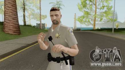 SAHP Officer Skin V4 para GTA San Andreas