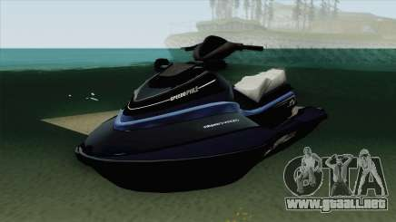 Speedophile Seashark Yatch GTA V para GTA San Andreas