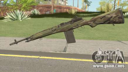 Firearms Source M14 para GTA San Andreas