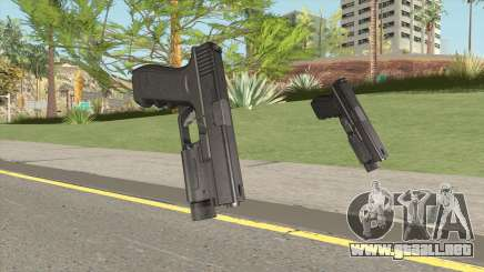 Firearms Source Glock-20 para GTA San Andreas
