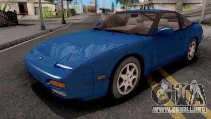 Nissan 240SX Blue para GTA San Andreas