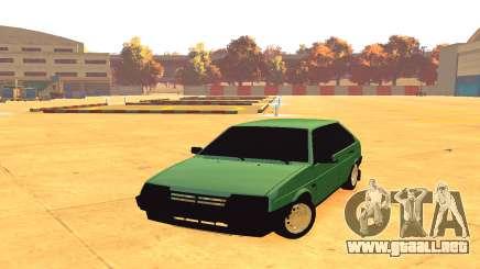 2109 stock de la Versión para GTA 4
