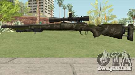 Firearms Source M24 para GTA San Andreas