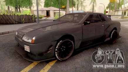 Elegy Hyper-A Fast Strong Grip para GTA San Andreas