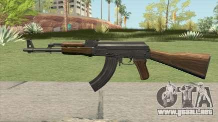 Firearms Source AK-47 para GTA San Andreas