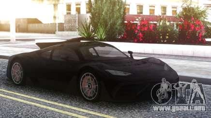 Mercedes-Benz AMG Project One LQC para GTA San Andreas
