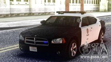 Dodge Charger 2006 Police Package para GTA San Andreas