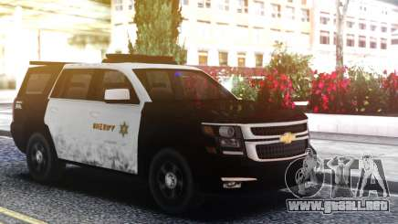 2014 Chevrolet Tahoe PPV para GTA San Andreas
