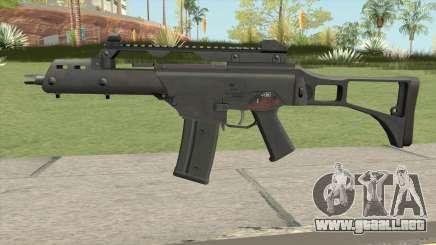 Firearm Source G36C Default para GTA San Andreas