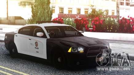 2012 Dodge Charger SRT8 Police Interceptor para GTA San Andreas