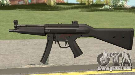 Firearms Source MP5 para GTA San Andreas