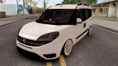 Fiat Doblo E Edition para GTA San Andreas