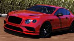 2018 Bentley Continental GT Supersports para GTA 5